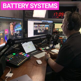 Battery Systems Design and Install